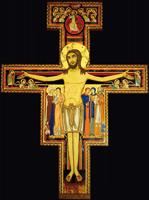 Ikona Krzyża z San Damiano